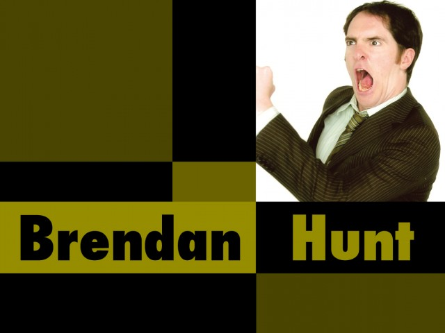Brendan Hunt